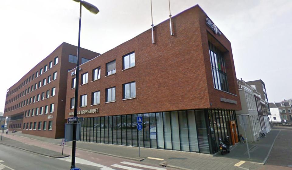 Wilgenbos in Dordrecht - Kantoren (2)